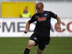 Sven Michel bleibt dem SC Paderborn bis 2021 erhalten