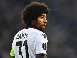 Unumstrittener Führungsspieler in Nizza: Dante
