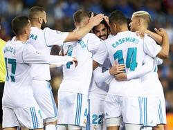 Real Madrid freut sich auf die Partie gegen Bayern