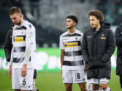 Fabian Johnson (r.) und Christoph Kramer (l.) könnten gegen Bayern ausfallen