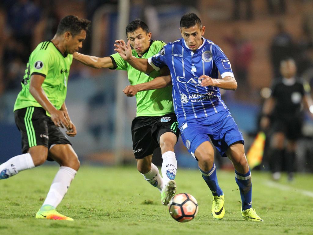 Godoy Cruz ganó en casa a Sport Boys (Foto: Imago)