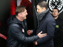Werden beim BVB gehandelt: Ralph Hasenhüttl und Niko Kovac