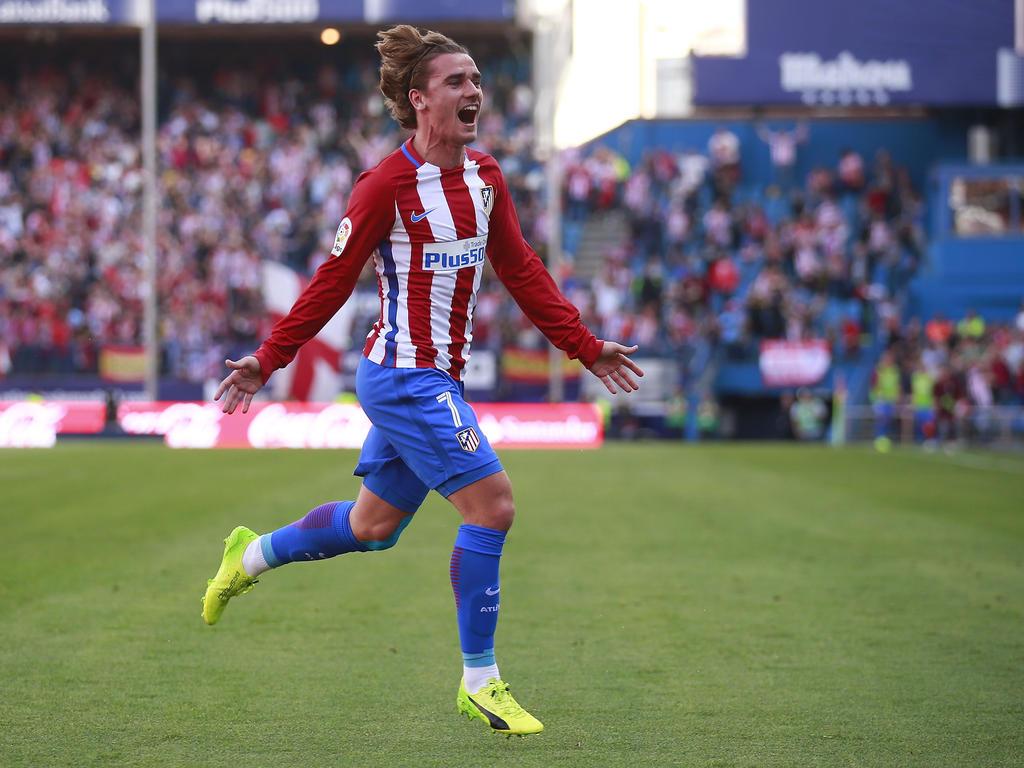Antione Griezmann will Atlético vorerst nicht verlassen