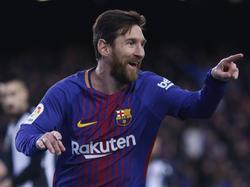 Messi es el rey del fútbol sobre el césped y en el apartado económico. (Foto: Getty)