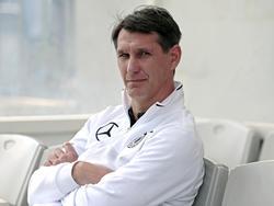 U17-Coach Michael Prus hofft auf eine erfolgreiche EM
