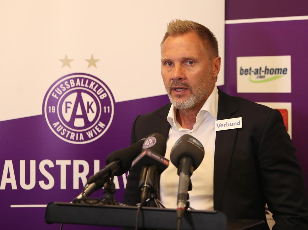 Thorsten Fink fordert von seiner Mannschaft alle Teile und Facetten des Spiels zu bringen