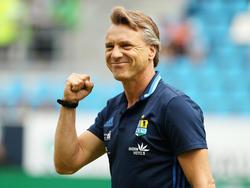 Steffen träumt mit Chemnitz von der Sensation