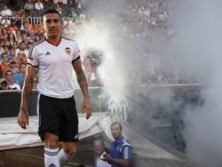Nicolás Otamendi wechselt aus Valencia nach Manchester