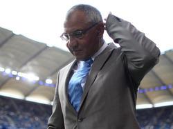 Felix Magath hat dem HSV seine Hilfe angeboten