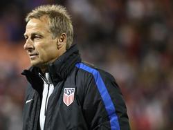 US-Nationalcoach Jürgen Klinsmann ist unter Beschuss