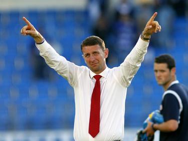Pokal-Erfolg für Sligos Trainer Ian Baraclough