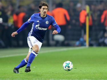 Benjamin Stambouli belegte mit Schalke 4 in der Bundesliga den zweiten Platz