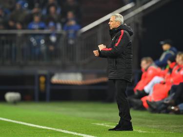 Lucien Favre wird beim BVB als Nachfolger von Peter Stöger gehandelt