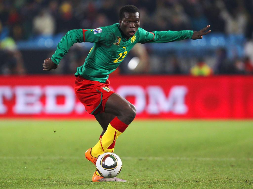 Aboubakar hatte am Ende das goldene Füßchen für Kamerun