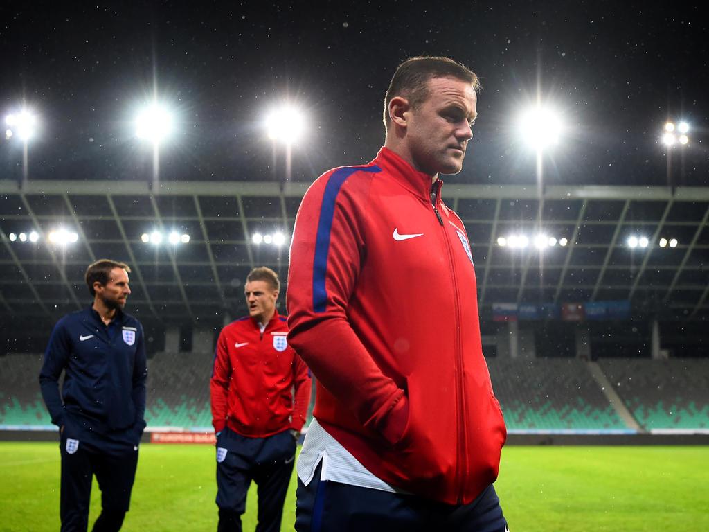 Wayne Rooney wurde nicht für das Testspiel gegen den DFB nominiert