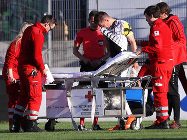 Erneutes Verletzungspech bei Felix Luckeneder
