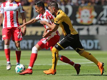 Dynamo Dresden musste gegen Union Berlin eine Niederlage einstecken