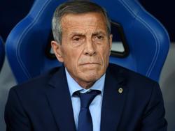 Oscar Tabarez zeigt großen Respekt vor der Entwicklung des russischen Teams