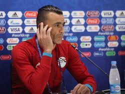 Essam El Hadary wird der älteste Spieler, der je bei einer WM aufgelaufen ist