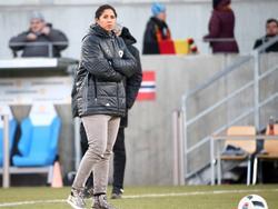 Bundestrainerin Steffi Jones hat nicht den kompletten Kader zur Verfügung