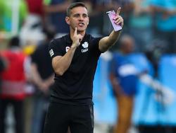 John Herdman wird künftig die Männer-Nationalmannschaft trainieren