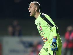 Alexander Schlager verletzte sich im Spiel gegen Austria Lustenau