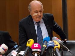 Der ehemalige FIFA-Präsident Sepp Blatter hat sich zur WM-Vergabe geäußert