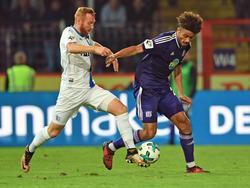 Der 1. FC Magdeburg bleibt nach dem Sieg gegen Osnabrück im Aufstiegsrennen