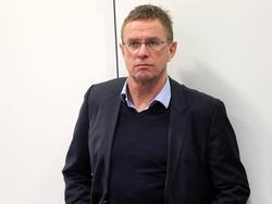 Ralf Rangnick hat sich zur Lage bei RB Leipzig geäußert