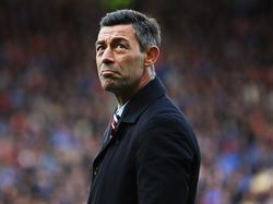 Pedro Caixinha ist nicht mehr Trainer der Glasgow Rangers