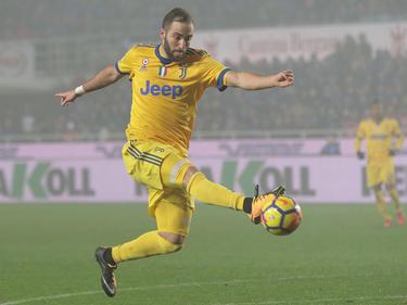 Gonzalo Higuaín erzielte für Juventus das Tor des Tages