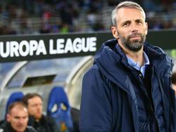 """Trainer Marco Rose fordert eine """"Topleistung"""""""