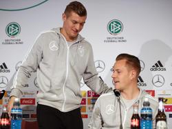 "Toni Kroos sieht in Marc-André ter Stegen den ""perfekten Torhüter"""