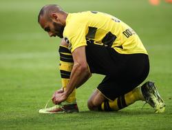 Dem BVB droht der Ausfall von Ömer Toprak im letzten Saisonspiel