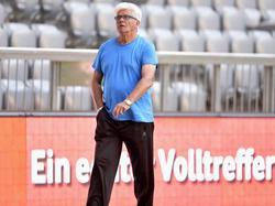 Werner Lorant trainiert den österreichischen Viertligaverein Union Hallein