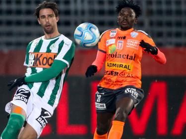 Mattersburg Jano gegen Sanogo