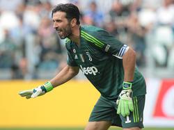 Gianluigi Buffon wurde von der UEFA gesperrt
