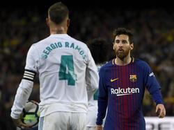 Ramos ve a Messi mucho mejor que Maradona. (Foto: Getty)