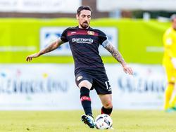Roberto Hilbert steht vor dem Abgang von Bayer Leverkusen