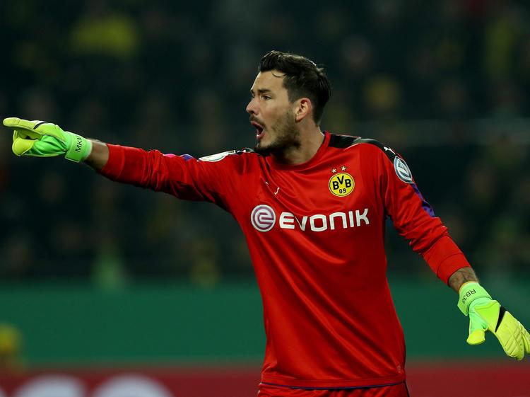 """Roman Bürki bleibt laut """"kicker"""" die Nummer eins beim BVB"""