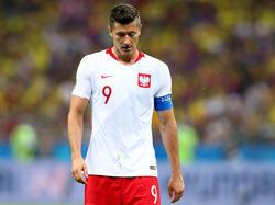 Robert Lewandowski und die Polen sind bei der WM vorzeitig gescheitert