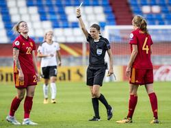 España dice adiós al campeonato con la cabeza alta. (Foto: Getty)