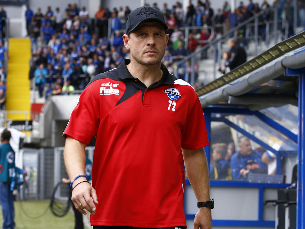Steffen Baumgart und der SC Paderborn grüßen von der Tabellenspitze