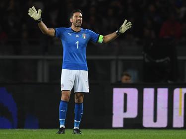 Gianluigi Buffon hat die schwache Leistung der Azzurri überrascht
