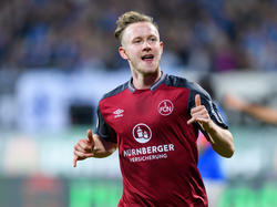 Cedric Teuchert wechselt angeblich zum FC Schalke