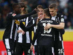 Christoph Kramer brachte die Borussia früh in Führung