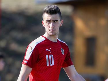 Arnel Jakupović darf sich im Frühjahr bei Juventus Turin beweisen