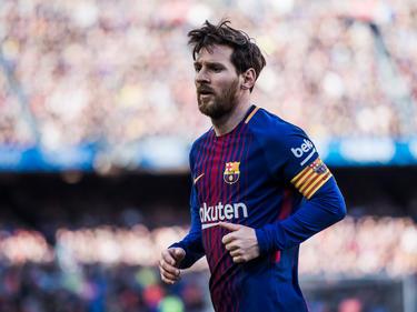 Hinter dem Einsatz von Superstar Lionel Messi in Sevilla steht ein Fragezeichen. © Getty Images/Alex Caparrós