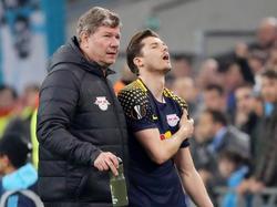 Marcel Sabitzer denkt bereits an die nächste Saison