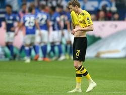 André Schürrle könnte dem BVB gegen Leverkusen fehlen